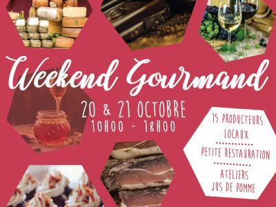 Weekend Gourmand au Château de La Bussière 20 et 21 Octobre