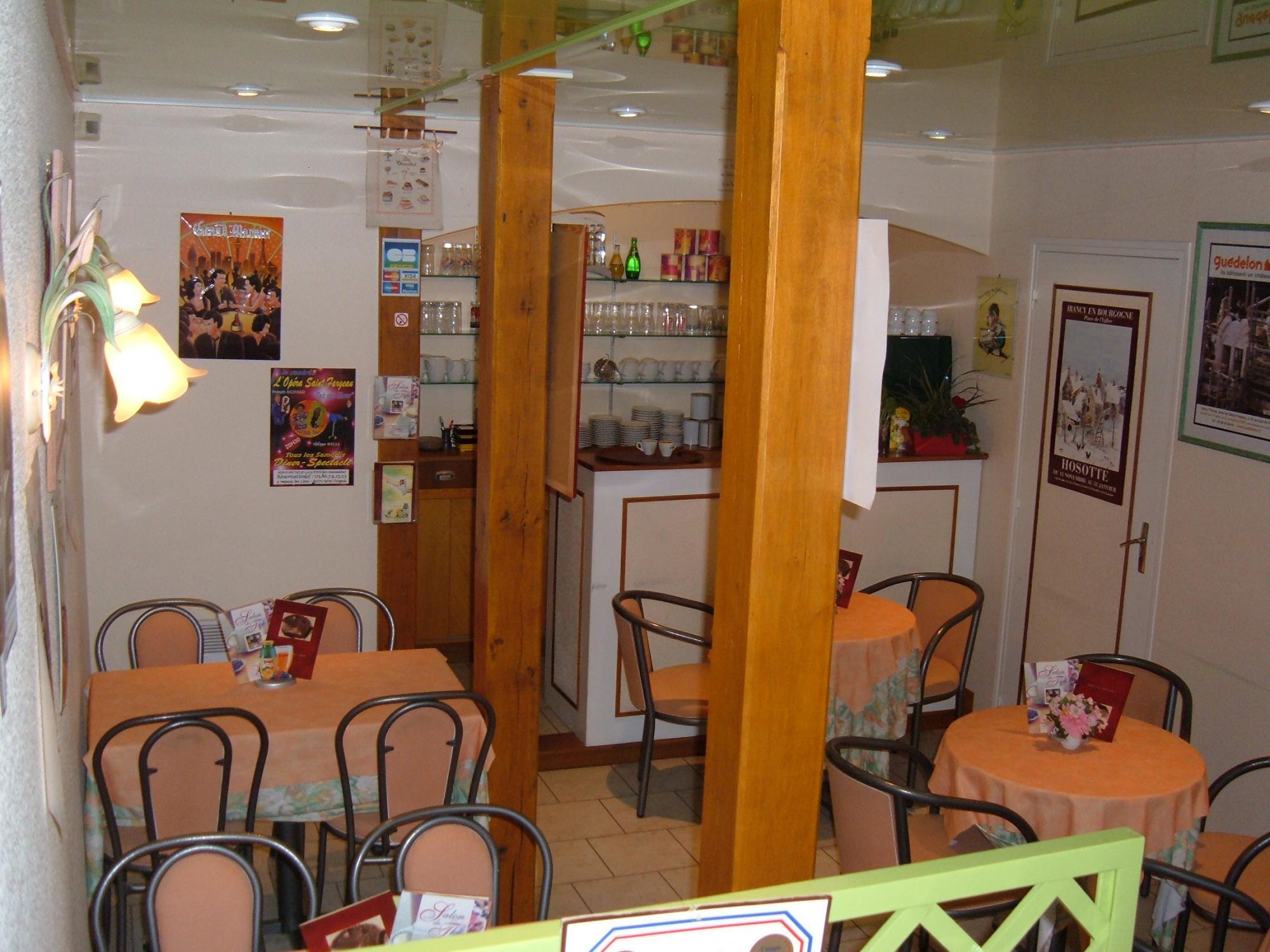 Chocolatier toucy patissier saint fargeau patissier - Patisserie salon de the ...